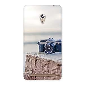 Impressive Vintage Camera Multicolor Back Case Cover for Zenfone 6