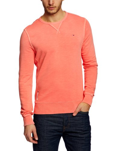 Tommy Hilfiger Hampton Cn Hknit Longsleeves Men's Jumper Porcelain Rose XX-Large
