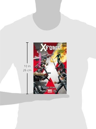 X-FORCE 02 HIDE FEAR