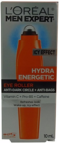 L Oreal Paris Men Expert Hydra-Energetic Anti-Dark Circle + Anti-Bags Eye Roller