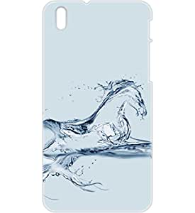 a AND b Designer Printed Mobile Back Cover / Back Case For HTC Desire 816 (HTC_816_3D_1229)