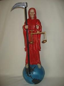 """Santa Muerte Statue 18"""""""