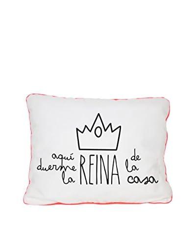Little Nice Things Cuscino Queen Bianco