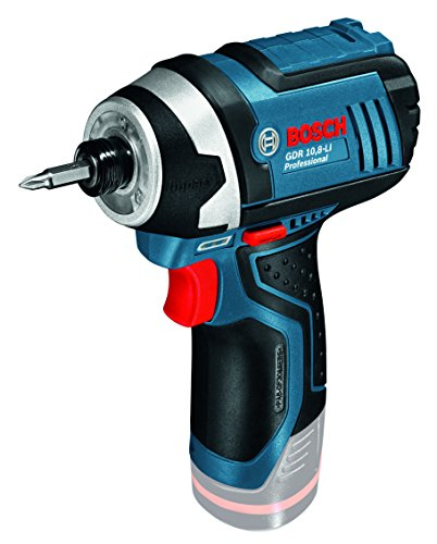 Bosch Professional GDR10.8-LI 10.8V Naked Li-Ion Impact Driver (Bare Tool) (Bosch Pocket Knife compare prices)