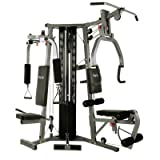 Bodycraft Fitness Galena Pro Home Gym: Optional Leg Press Not Included and Stack Guard Not Included