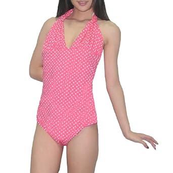 Amazon.com: One-Piece Swimwear: Old Navy Womens Smooth Dri