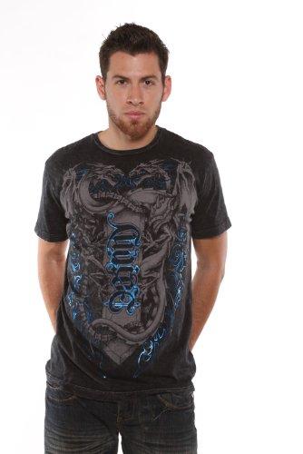 Red Chapter Clothing Mens Choice Destiny Ambigram Shirt Size: XXL