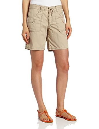 Unionbay Women's Channy Convertible Utility Short, Sandstone, 4