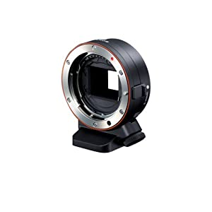 Sony Alpha LAEA1 Mount Adaptor -Black