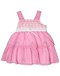 Babeezworld Baby Girl's Frock (3-6 Months)