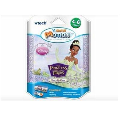 Imagen de Vtech V.Smile 80-084480 Motion-la princesa y la rana