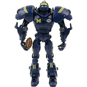Michigan Wolverines Robot