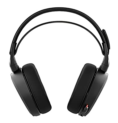 Arctis 7 Wiress DTS 7.1 Surround for PC Gaming Headphone White