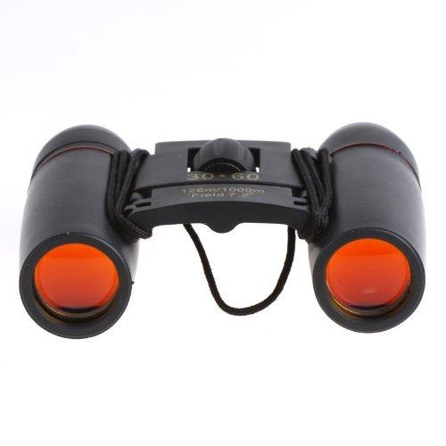 Portable 30X60 Folding Night Vision Zoom Binoculars Telescopes Bird Watching