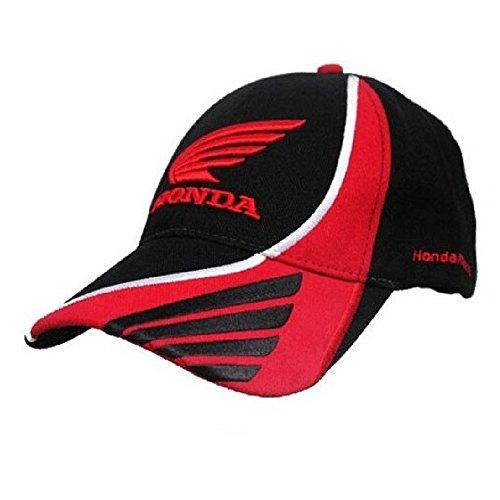Merchandise Honda Racing Corporation HRC One Cap Sports Cotton Adjustable Sun Baseball Hat (Black) (Honda Hrc compare prices)