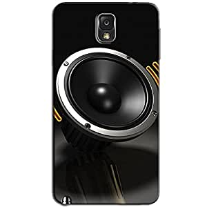 SPEAKER BACK COVER FOR SAMSUNG GALAXY NOTE 3