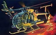 ドラゴン 1/35 AH-6J リトルバード ナイトストーカーズ 3527