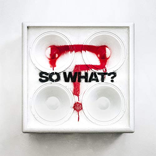 CD : While She Sleeps - So What?