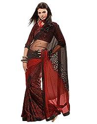 Saboo Saree (Red)