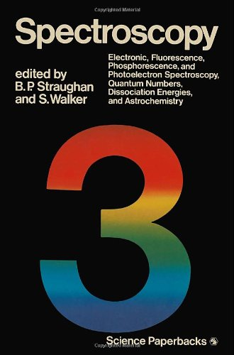 Spectroscopy: Volume Three