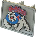 Fresno State Bulldogs 3-D Logo Trailer Hitch Cover - NCAA College Athletics Fan Shop Sports Team Merchandise