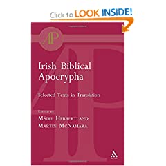 Irish Biblical Apocrypha (Academic Paperback)