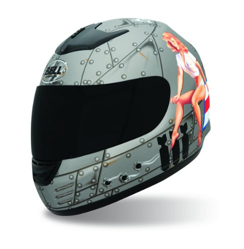 Bell Arrow Strafer Full Face Motorcycle Helmet Medium
