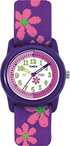 timex-girls-t89022-quartz-flowers-watch-with-multicolour-dial-analogue-display-and-multicolour-elast