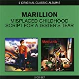 Marillion Misplaced Childhood / Script For A Jester's Tear