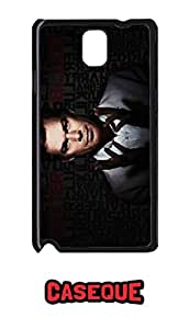 Caseque Dexter Back Shell Case Cover for Samsung Galaxy Note 3