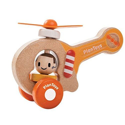 Plan Toys Helicopter Mini Vehicle
