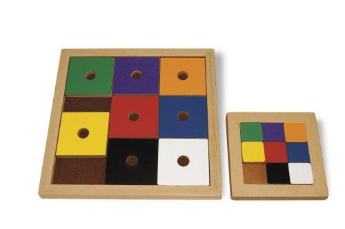 Sliding Squares Logic Puzzle - Buy Sliding Squares Logic Puzzle - Purchase Sliding Squares Logic Puzzle (TAG, Toys & Games,Categories,Learning & Education)