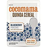 Cocomama Blueberry Pancake Quinoa Cereal (3 pack)