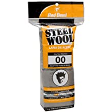 Red Devil 0312 16-Pack Steel Wool, 00 Very Fine
