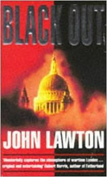 black out john lawton 9781857973556 books. Black Bedroom Furniture Sets. Home Design Ideas