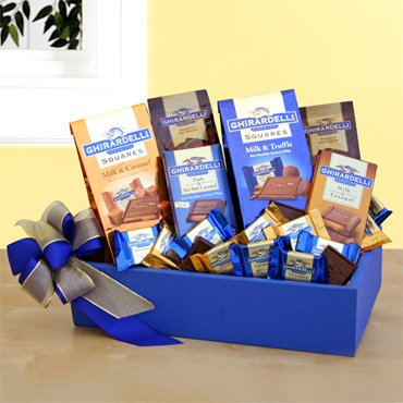 California Delicious Ghirardelli Chocolate Party