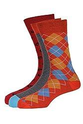 Arrow Cotton Low Cut Socks Pack of 3 Pair