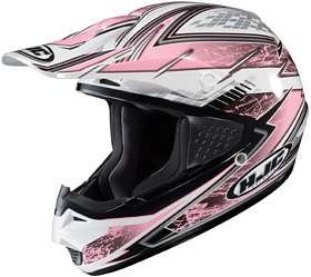 HJC CS-MX CSMX BLIZZARD MC-8 SIZE:XXL MOTORCYCLE Off-Road-Helmet
