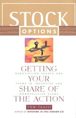 Incentive stock options advantages