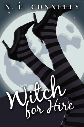 Witch For Hire by N. E. Conneely ebook deal