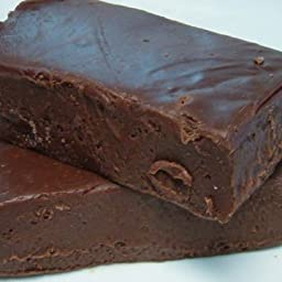 Chocolate Fudge in a One Pound Gift Box