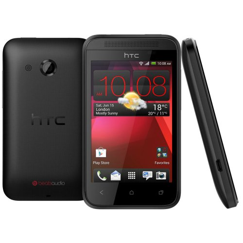 NEW HTC Desire 200 Black 102e Android Smartphone 3g 3.5″ ★ Factory Unlocked Best Gift Fast Shipping Ship All the World