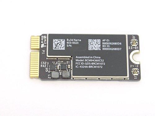Bluetooth Macbook Air