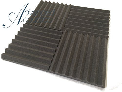 advanced-acoustics-lot-de-24-carreaux-de-mousse-acoustique-triangulaire-305-mm-060-nrc