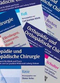 Orthopädie und Orthopädische Chirurgie. Kompaktpaket Extremitäten. 5 Bde. Schulter. Fuß. Ellenbogen, Unterarm, Hand. Becken, Hüfte. Knie