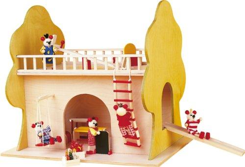 Rülke Holzspielzeug 23100 Haus Maus