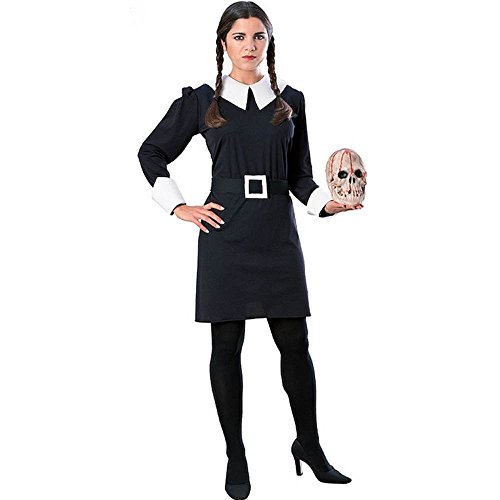 Wednesday Addams Family Adult Costume