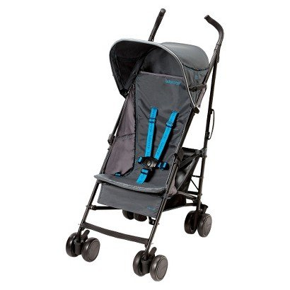 Baby-Cargo-100-Stroller-Grey-Storage-Basket-Side-Pocket-Canopy-Stylish-Strollers-Baby-Furniture-6-Months-and-Up-1-Year-Manufacturer-Warranty