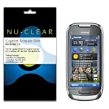 Nokia C7 Astound Screen Protector Premium Crystal Clear (2-Pack) by NU-CLEA ....