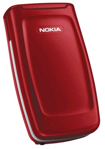 Nokia 2650 rot Handy